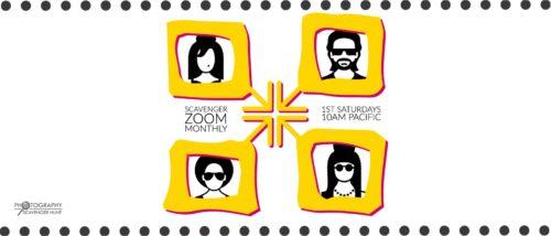 Scavenger Zoom Meetups