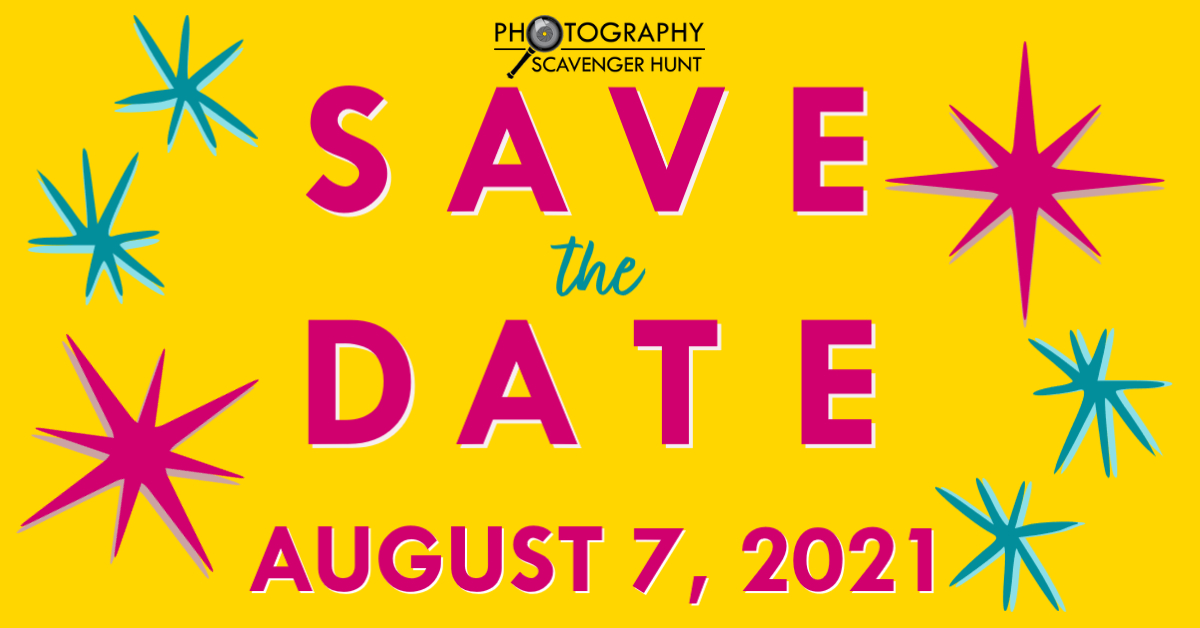 Save the Date - August 7, 2021