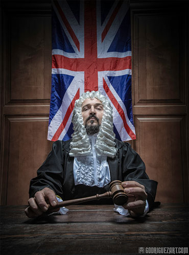 Mark Rodriguez, photography judge