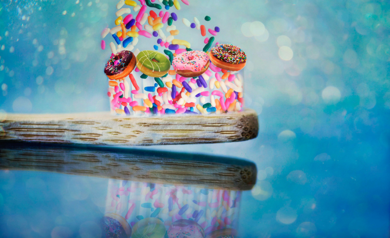 donut by kimbertonFirst by Sandra Parlow