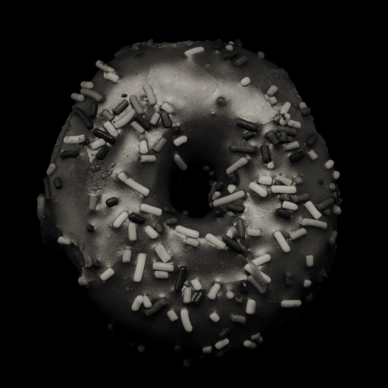 Donut by Brent Martin