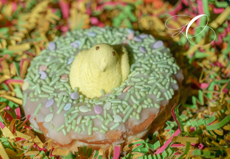 Donut by Cathy Custer Donohoue