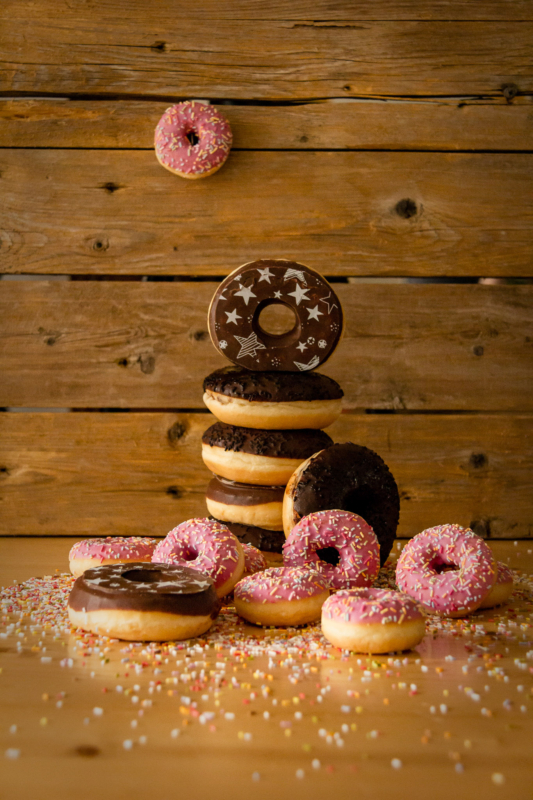 Donut-by-Steffan-CorrellHM by Gilmar Smith, Rita Zietsma,  Robin Griggs Wood