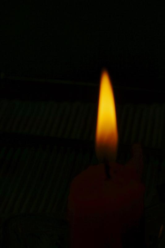 Fire by Elaine Mattson