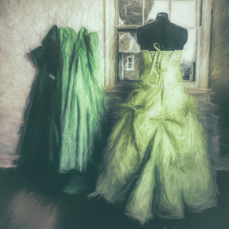Green by Liz Kaetterhenry