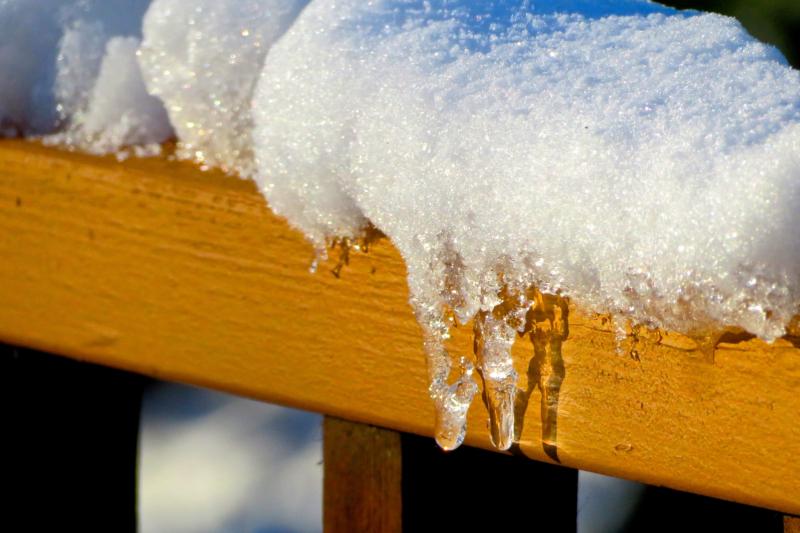 Ice by Elaine Mattson