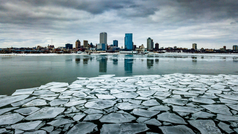Ice by Randy Scherkenbach
