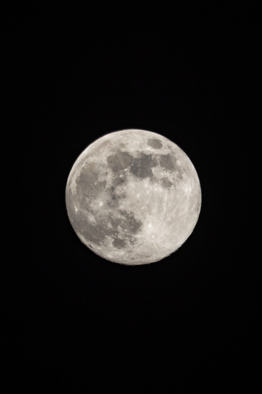 Moon by Steffan Correll