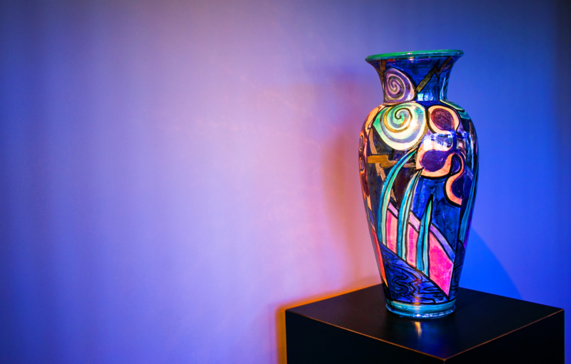 Vase by Lora Lee Chapman