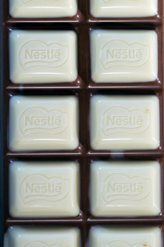 chocolate by Alan Mason