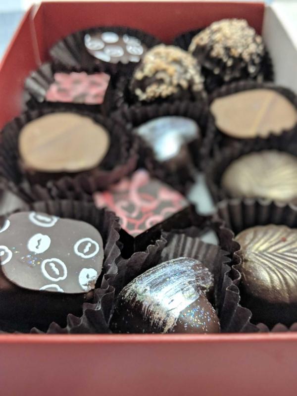 chocolate by ariel kristen kasten