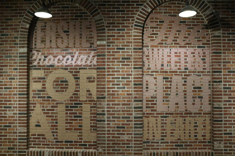 chocolate by julie wall