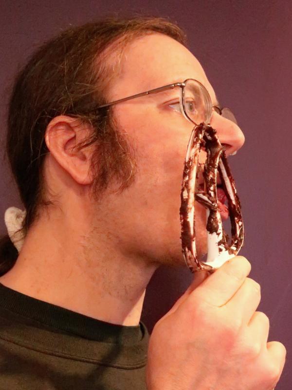chocolate by sandy sutherland