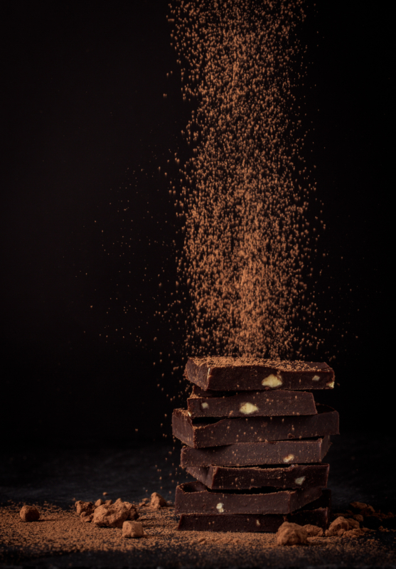 chocolate by yvette van teeffelen
