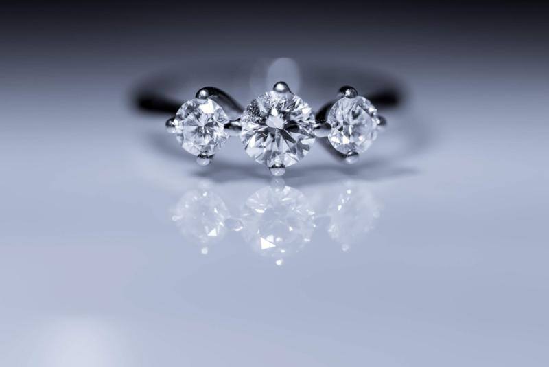 diamond by Stuart Vivian