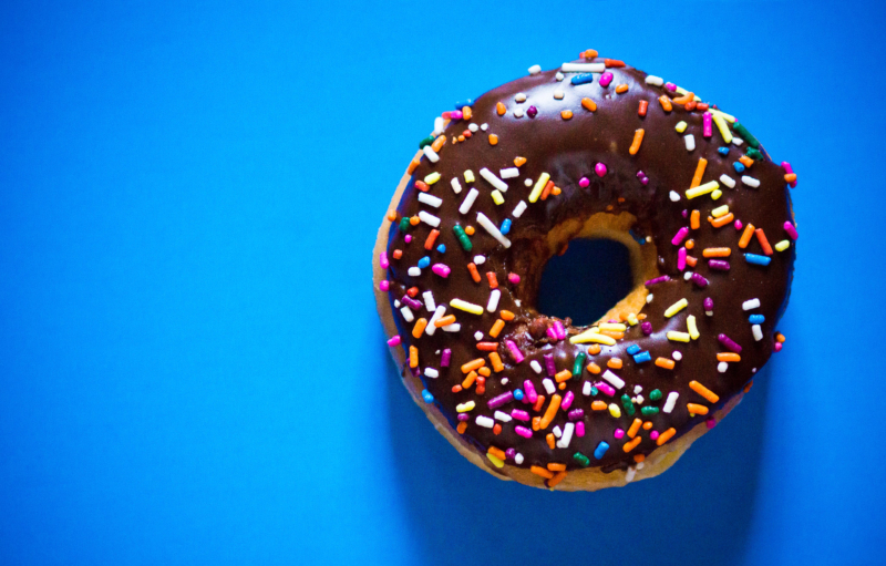 donut by amy g