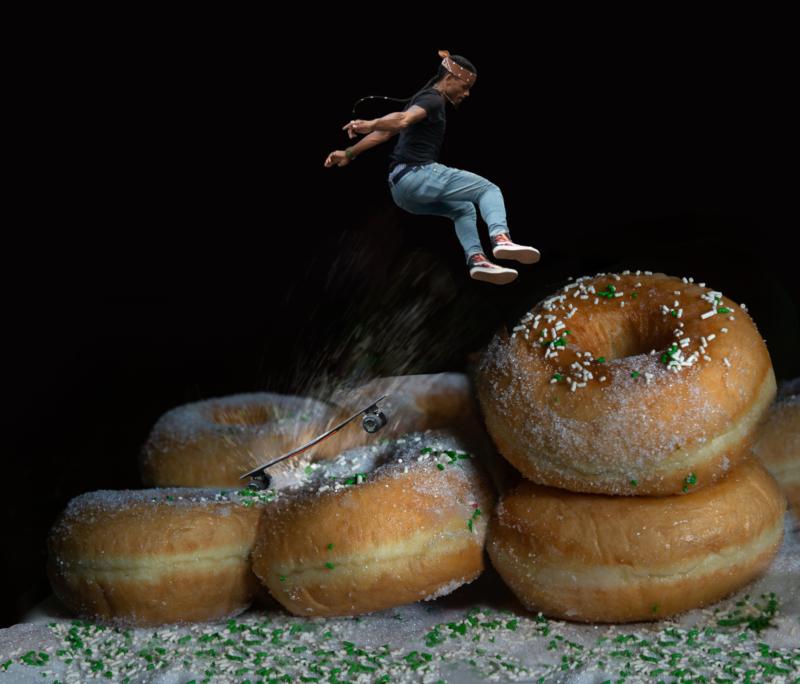 donut-by-bea-bloussonHM by Rita Zietsma