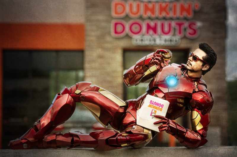 donut-by-dave-debaeremaekerHM by Rita Zietsma