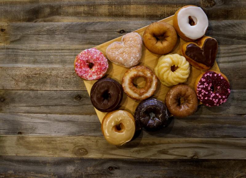 donut-by-stephen-maddoxHM by Gilmar Smith, Sandra Parlow