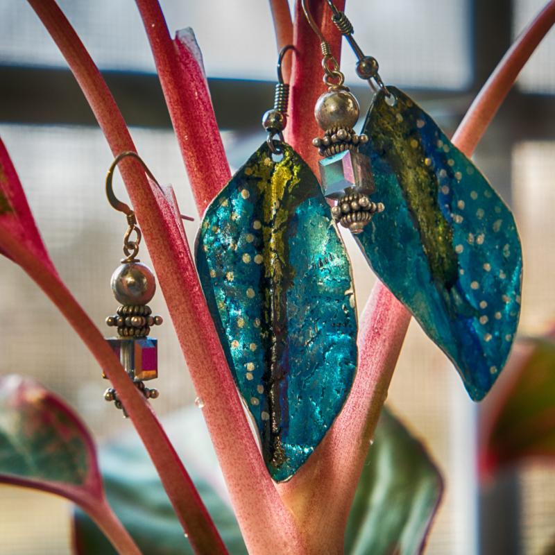 earring by Dawn Ellen Miller