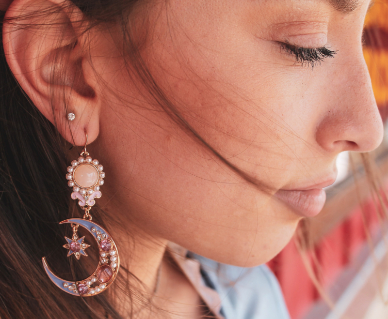 earring by amy mauer