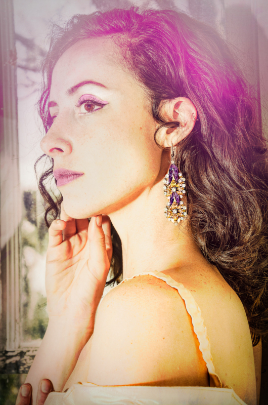 earring by angela migliore