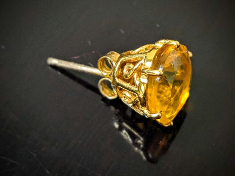 earring by ariel kristen kasten