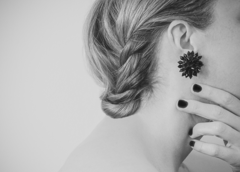 earring by barbara chiodelli