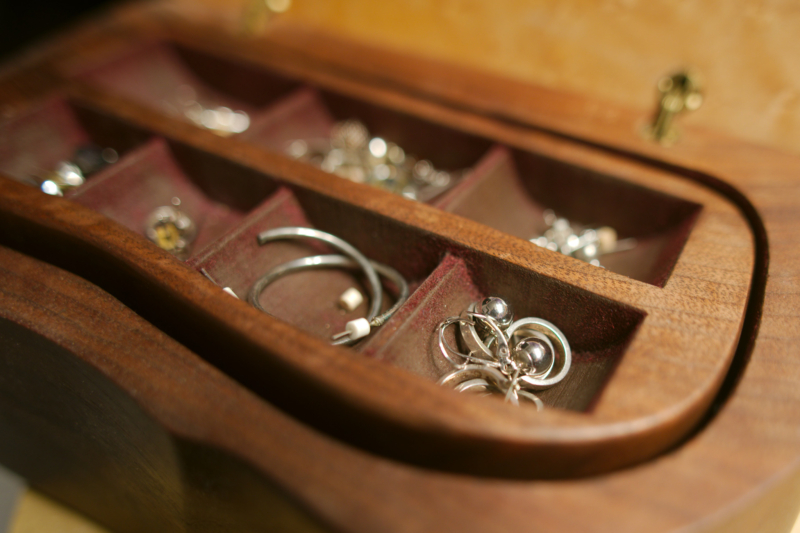 earring by bryan sherman