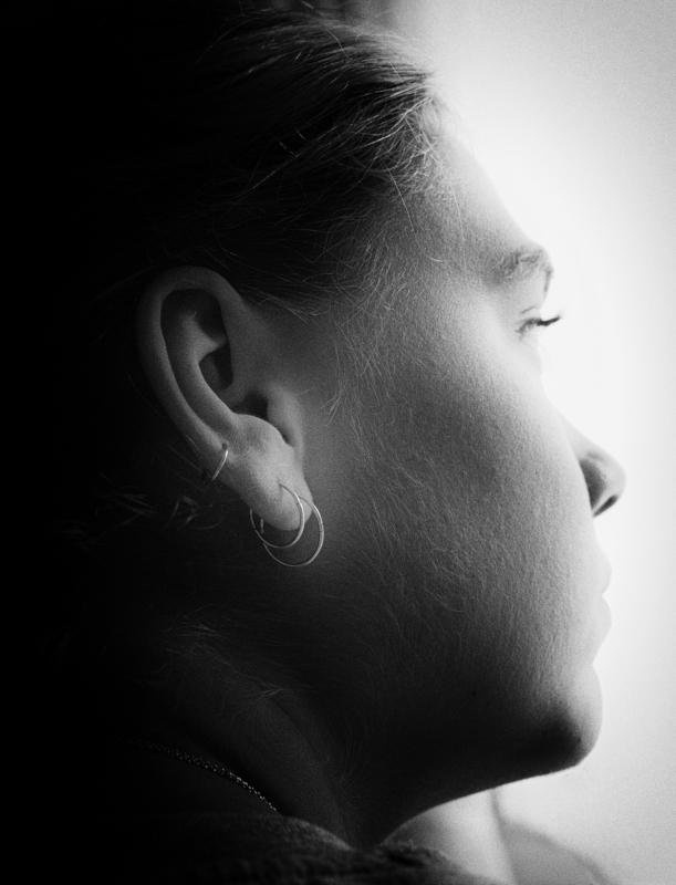 earring by denise lawry