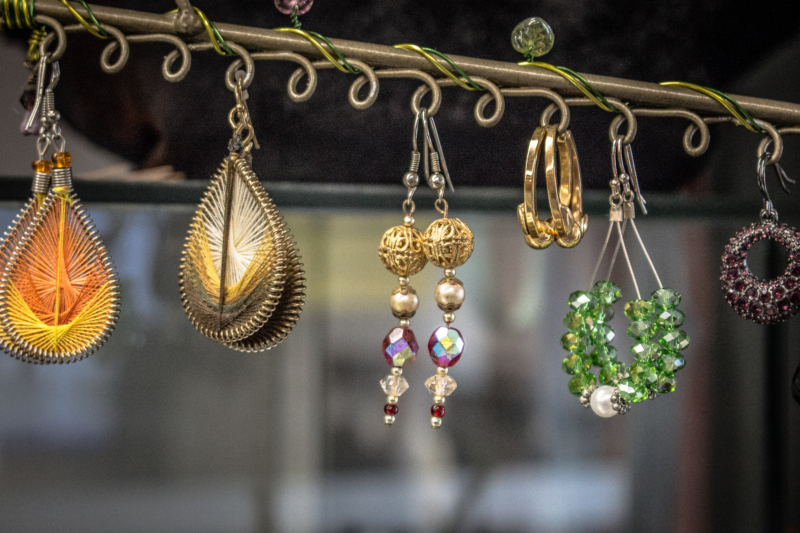 earring by dianne maguire