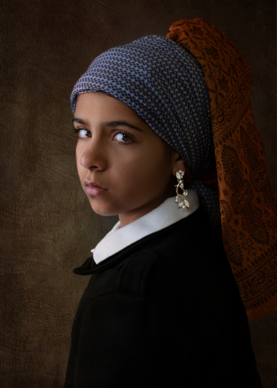 earring by joanna koziara
