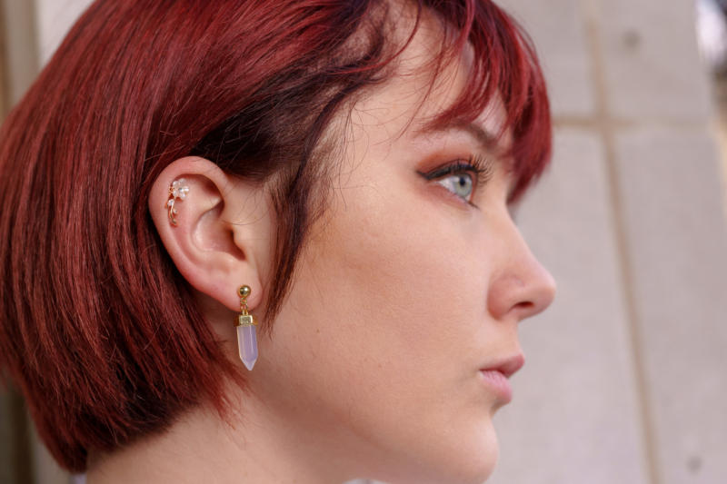 earring by kathy broad