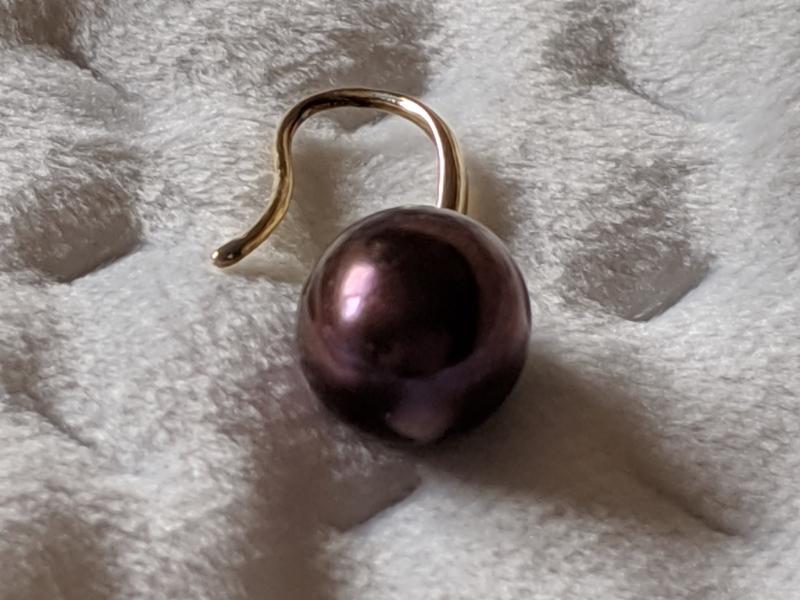 earring by penny kerr