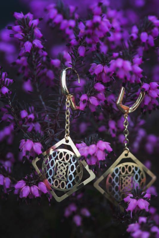 earring by rose badlani