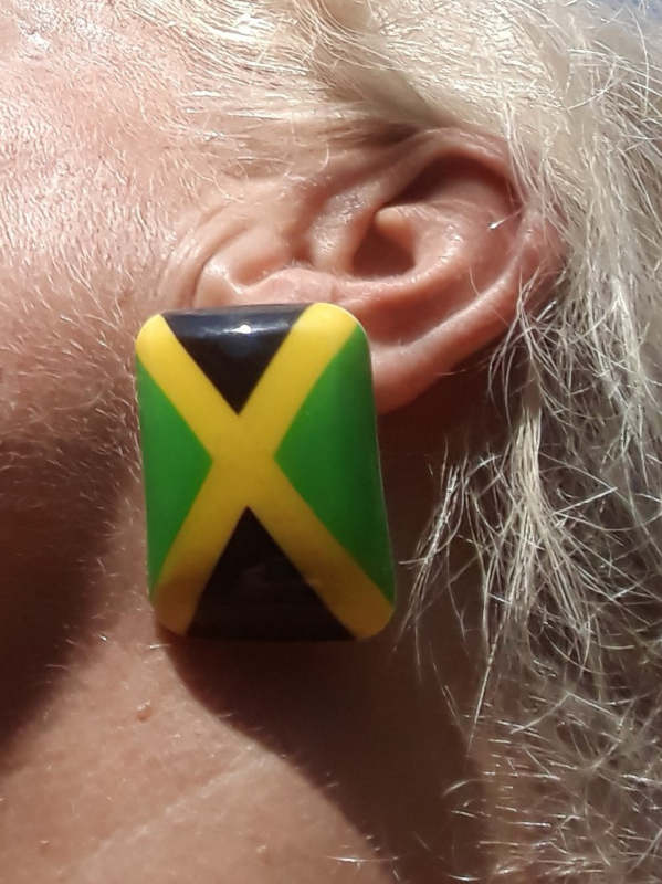 earring by wendy tymchyshyn
