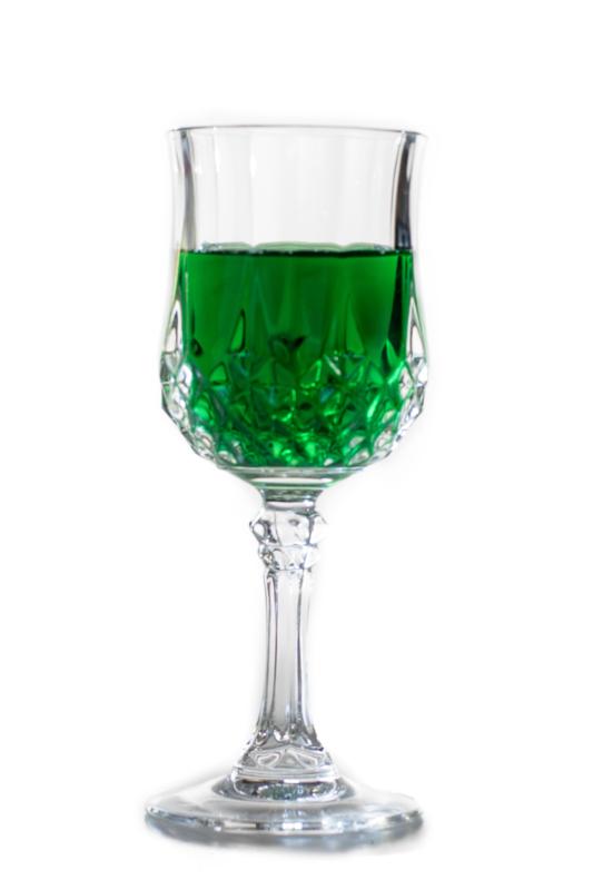 green by Alan Mason