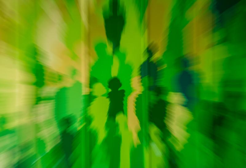 Green by carmen mandich