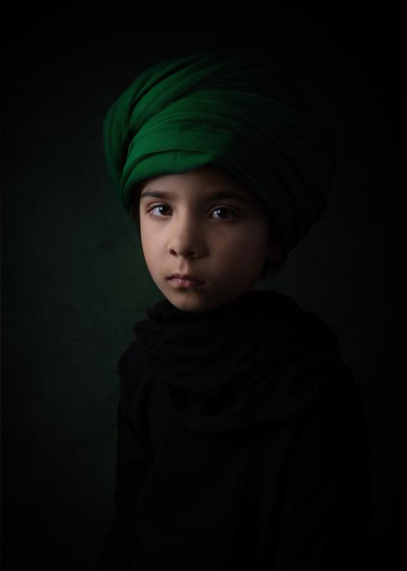 green by joanna koziara