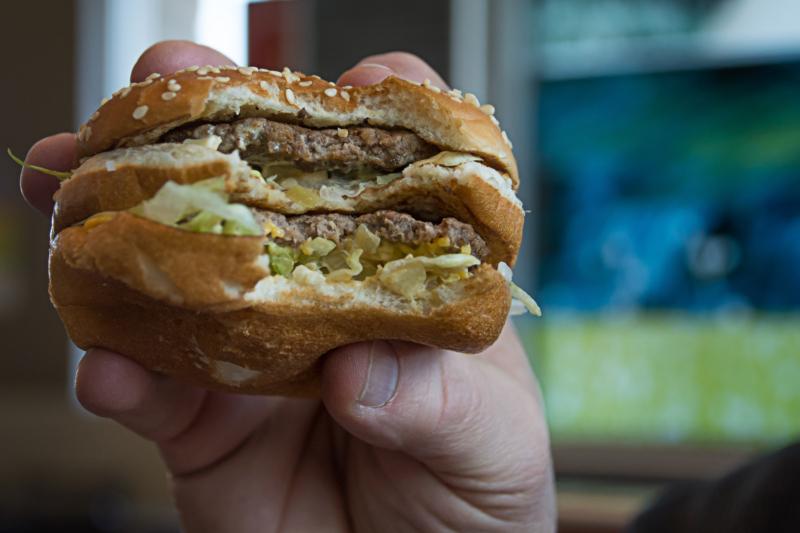 hamburger by giselle savoie