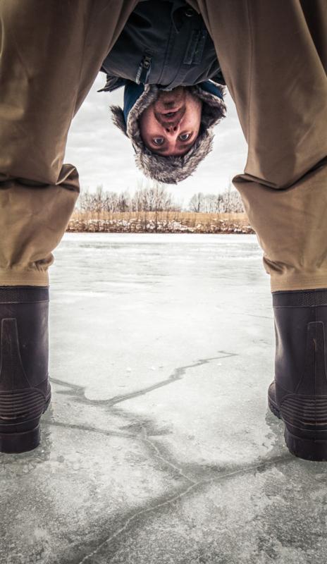 ice by cb friedland