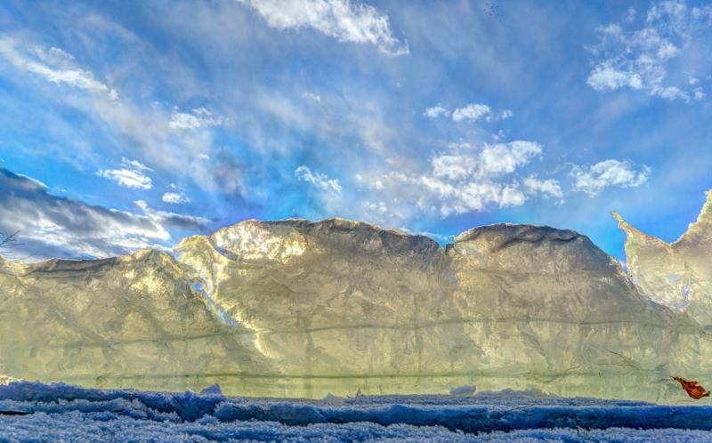 ice by david r robinson