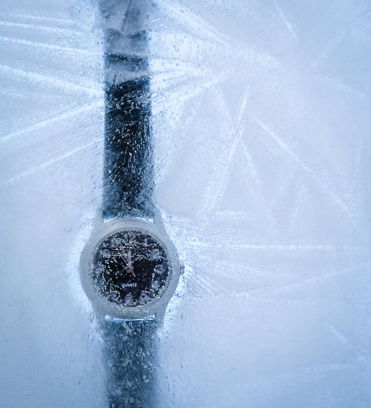 ice by patt dickson