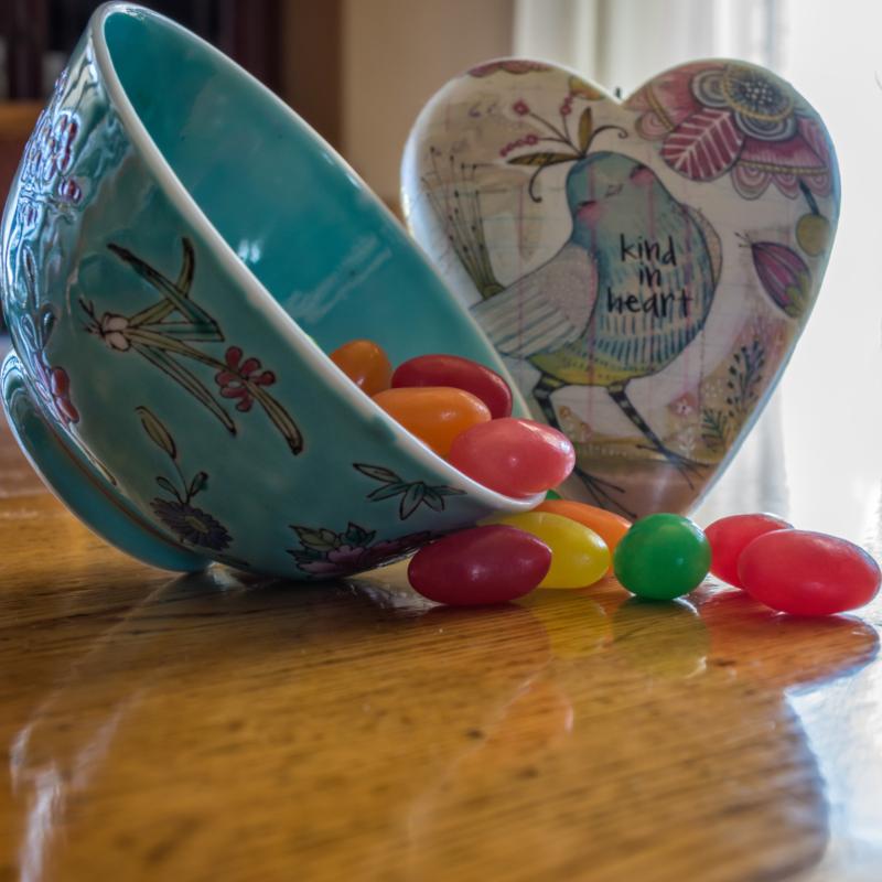 jellybean by giselle savoie