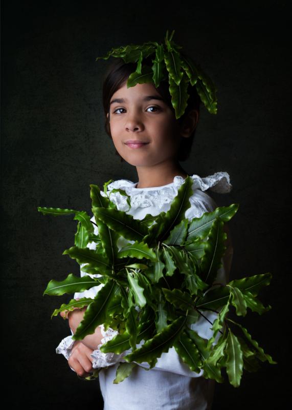 leaf by joanna koziara