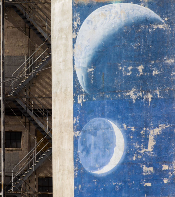 moon by elizabeth lund