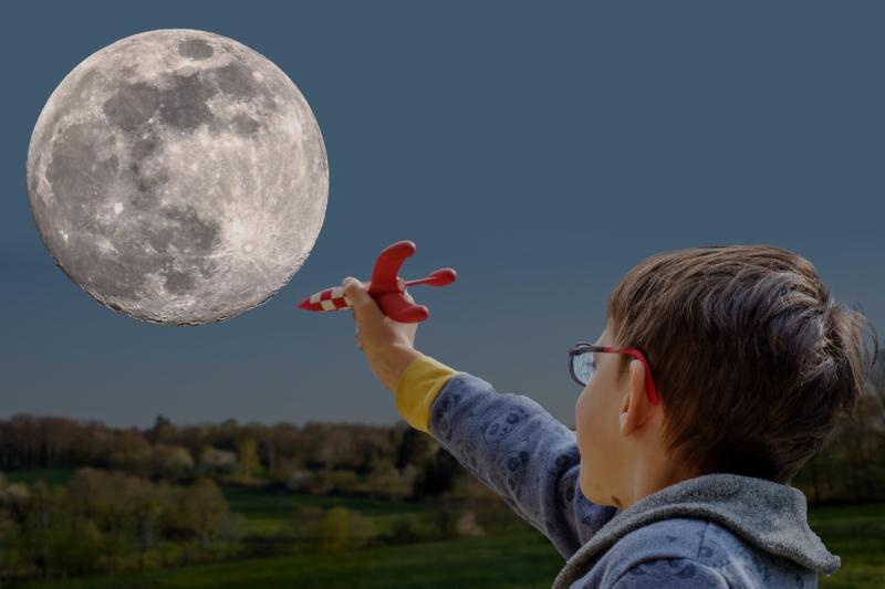 moon by maayan windmuller