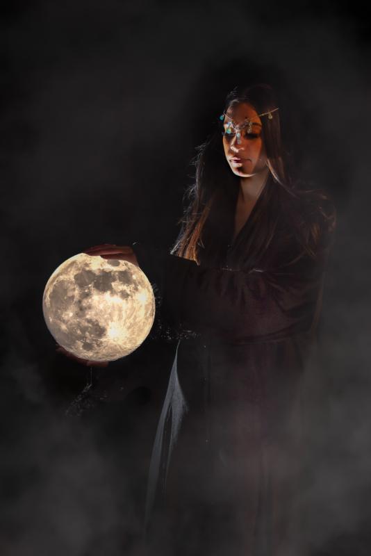 moon by mark flinders
