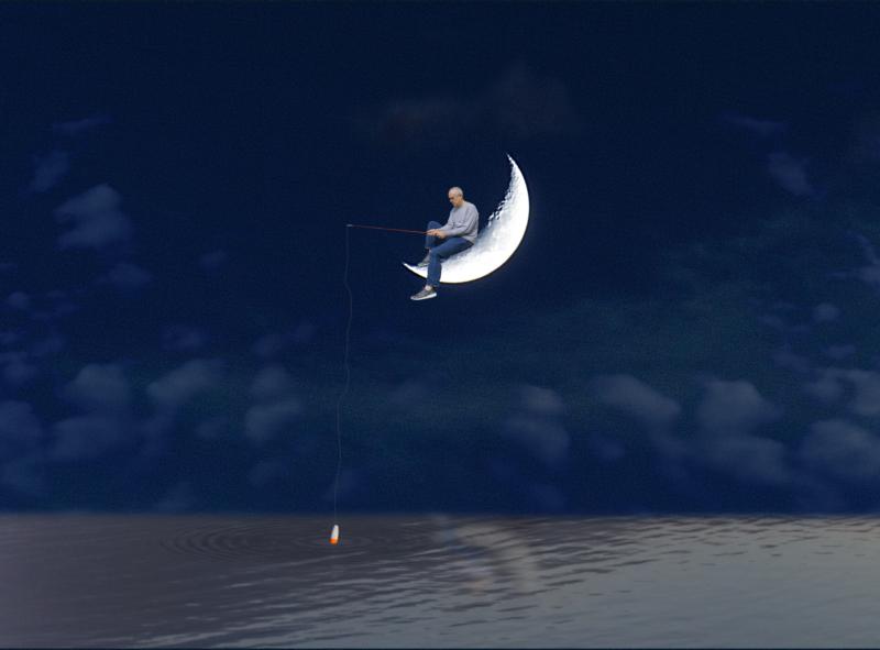moon by stephen maddox