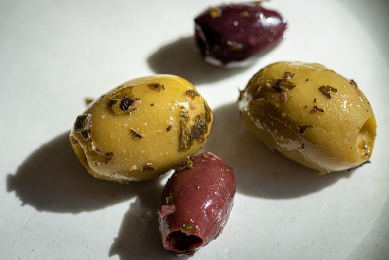 olive by Martin Heller